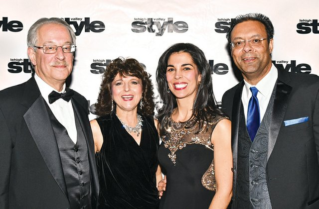 Bob and Linda Steinberg, and Donna and Arif Fazil.jpg