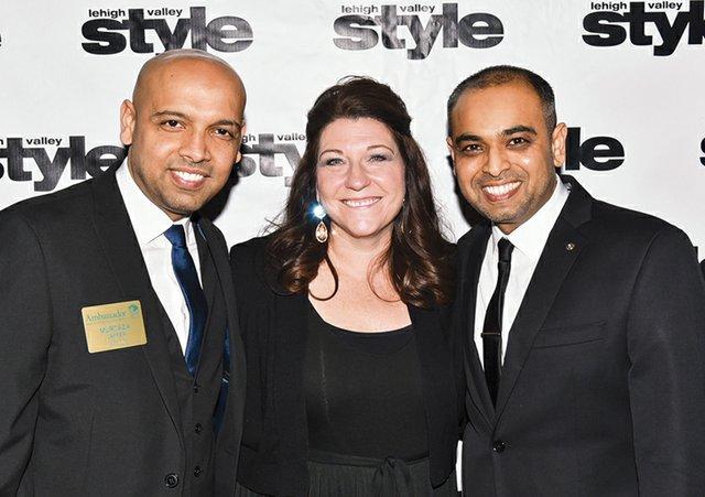 Murtaza Jaffer, Andrea Hemphill and Mustafa Jaffer.jpg