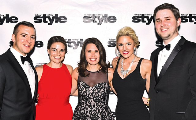 Patrick and Jaclyn McNealis, Meghan Godorov, Stephanie Yachim and David Levits.jpg