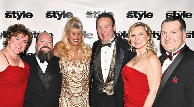 Patty and Kirk Yurchak, Lori and Rick Buckenmyer, and Lisa and Tom Foley.jpg