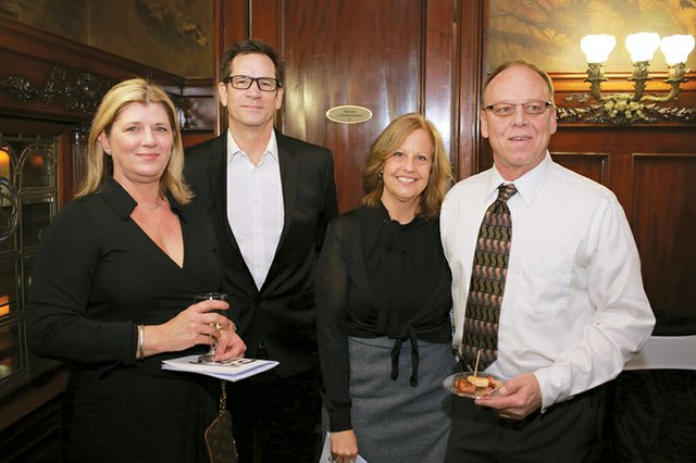 Carolyn and Larry Berglund, and Rosie and John Santulli.jpg