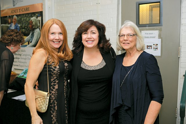 Laura Spenadel, Christine Wolff and Carol Poliseo.jpg