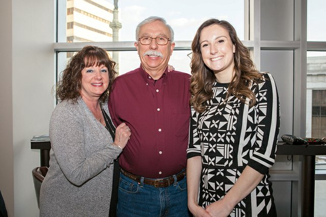 Doreen and David Harris, and Kristen Rinaldi.jpg