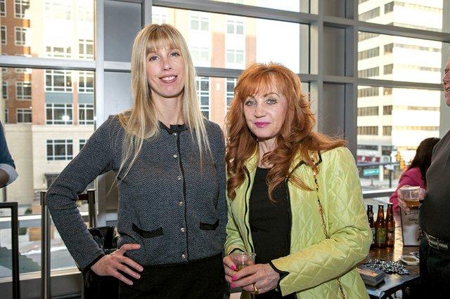 Georgina Lorii and Christel Gift.jpg