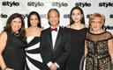 Bonnie Singer, Lara Singer, Raymond Singer, Julia Singer, and Brenda Schlenger.jpg