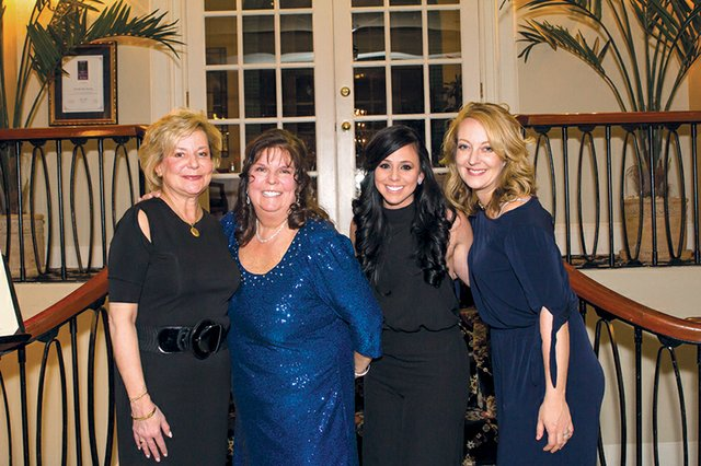 Jean Diamond, Terese Cudwadie, Kimberly Catania and Nicole Shafer.jpg