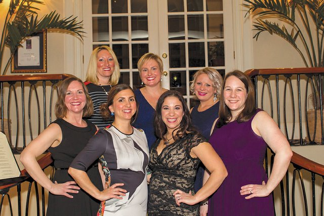 Kelly Hochbein, Julie Huber, Alicia Baatz, Lisa Fifield, Michelle Groller, Elissa Bernecker and Angela Kazan.jpg
