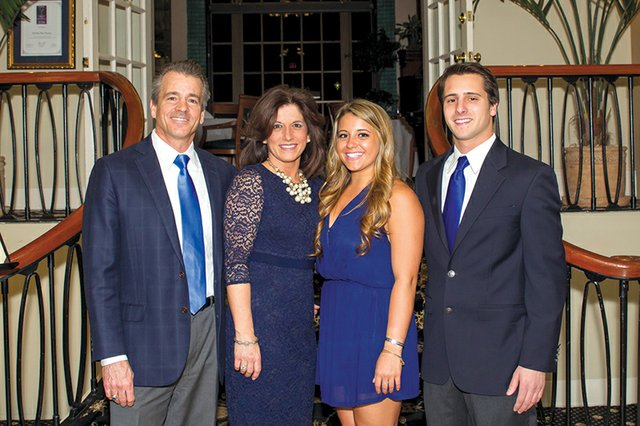 Mike and Maggi Fink, Alexandra Fink and Michael Fink.jpg