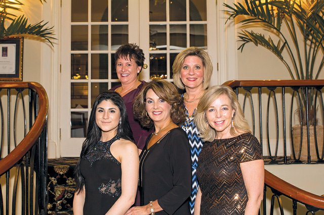 Rachel Rivera, Terry Marrow, Kathy Sanders, Kathey Costello and Doreen Sutcliffe.jpg