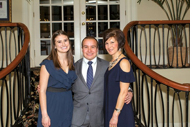 Stephanie McPhillips, Dan McPhillips and Josie McPhillips.jpg