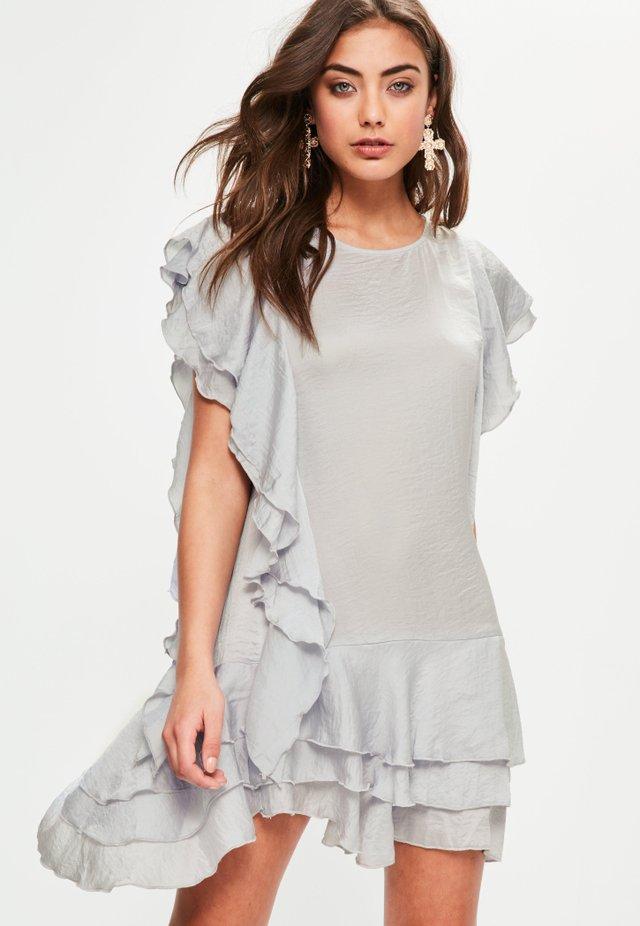 grey-ruffle-layered-mini-dress.jpg