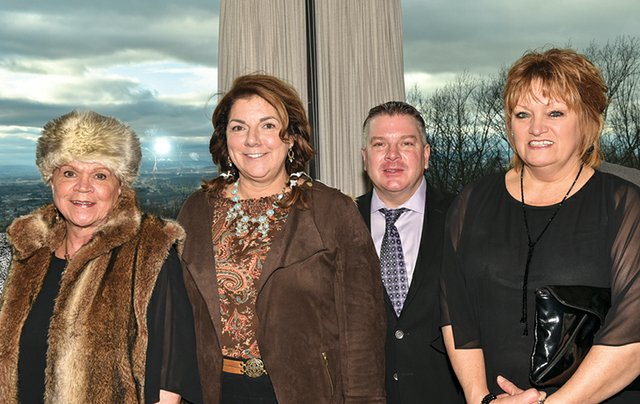 Karen DelVecchio, Suzanne Baurkot, Dave Sherman and Karen McGee.jpg