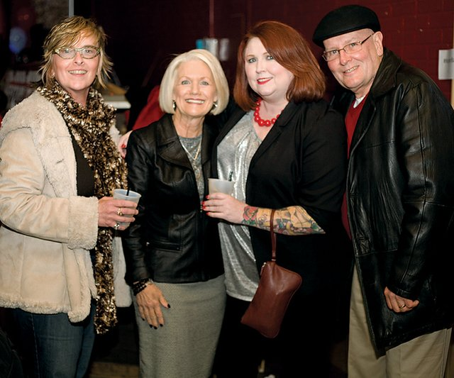 Althea Seeds, Connie Challingsworth, Kate Elfatah and Tom Dutcher.JPG