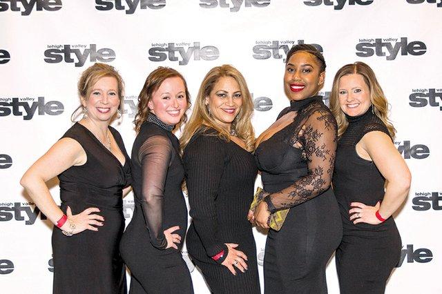Dana Hacker, Jennifer Core, Gloribel Nieves, Evelyn Edwards and Lynn Staples.jpg