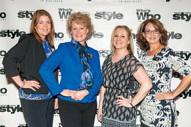 Alice Parry, Debbie Noguerol, Brynn Levine and Kathy Sanders.jpg