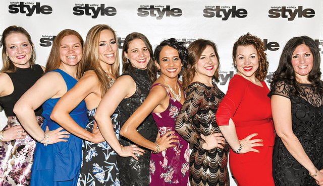 Cassie Monaco, Sarah Kleppinger, Raina Pletcher, Stacey Pugh, Rithika Sesh, Veronica Bocian, Trisha Samuel and Vickie Bennett.jpg