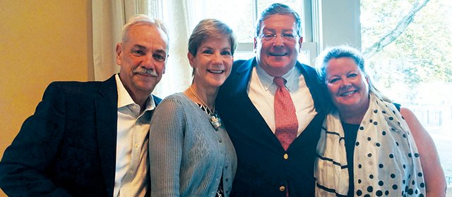 Bruce and Patty Sullivan, and Larry and Carolyn Berglund.jpg