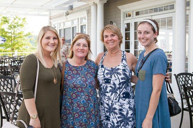 Jessica Davis, Debbie Frace, Lois Davis and Megan Davis.jpg