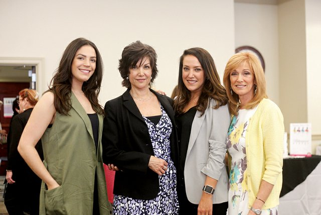 Allison Rush, Maryrose Pudelka, Michelle Bartosiewicz and Sara DeBenedetto.jpg
