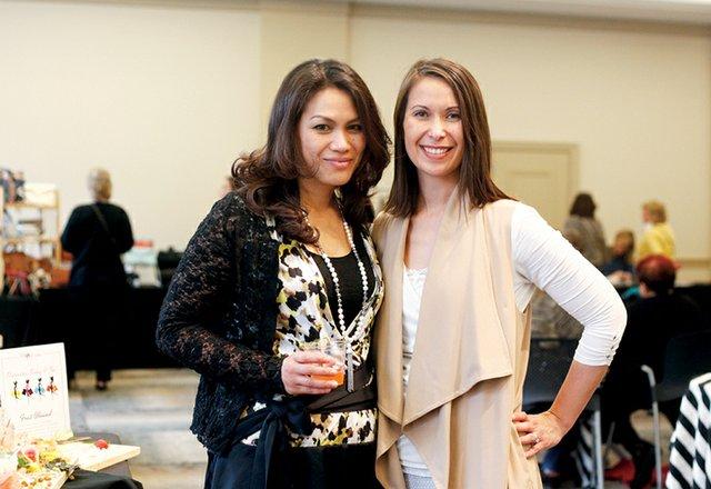 Jill Bugbee and Pauline Ribau.jpg