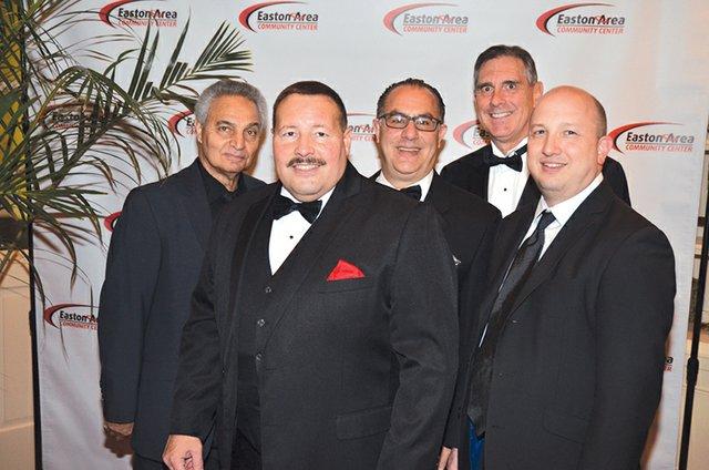 Jack Morello, Dave Daiello, Tony Tumminello, Joe Attinello and Greg Panto.JPG