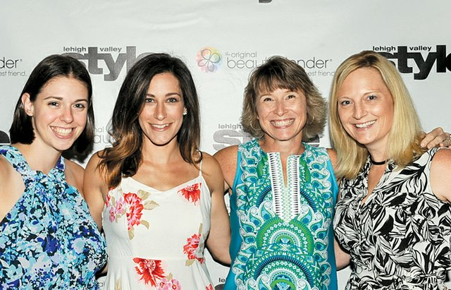 Arielle Walbert, Joey Bridges, Stacey Meckes and Kim Monkiewicz.jpg