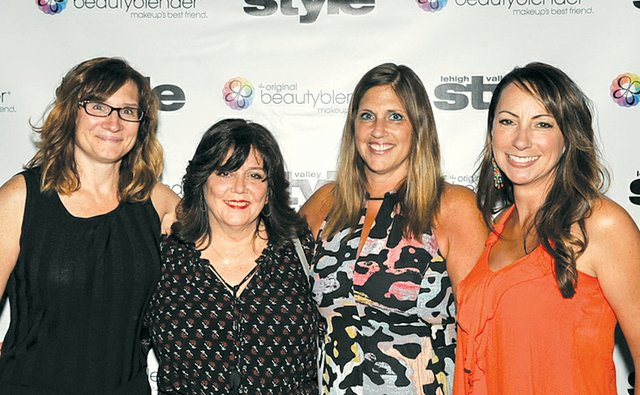 Tracy Stauffer, Lori Ferrazzoli, Lisa Kappes and Michelle Zenie.jpg