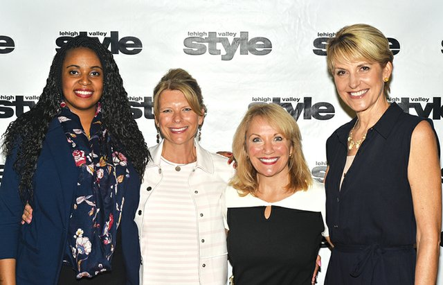 Lindsay Watson, Kim Howie, Nikki Gutgold and Nancy Werteen.jpg