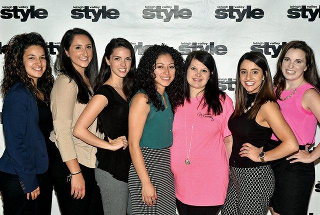 Samantha Cartagena, Liana Marte, Lauren Spence, Jessica Collazo, Amanda Ruth, Laurie Colvin and Liz Weaver.jpg