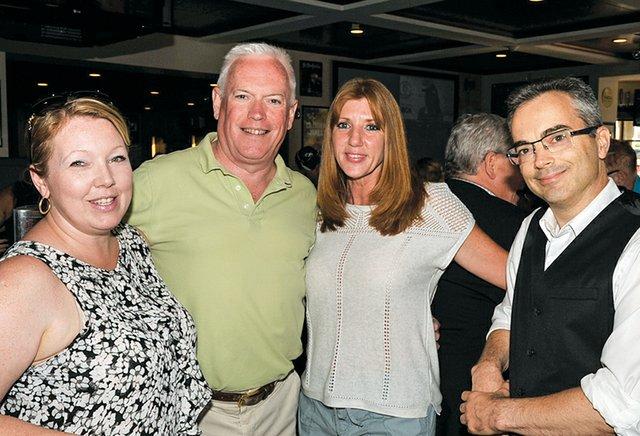 Carolyn Hoffman, Joe McDermott, Dawn Bauer and Mike Robinson.jpg