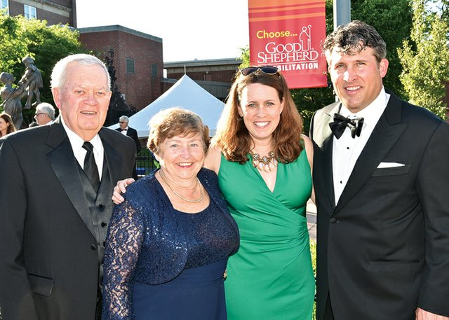 Jack and Lois Cooney, and Karen and Ken Duerholz.jpg