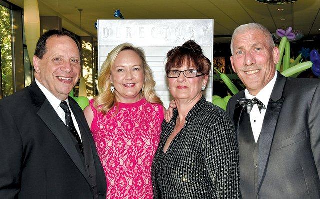 Jim and Tara Airoldi, and Gloria and Jim Copek.jpg