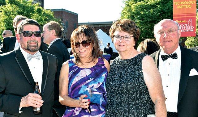 Mark and JoAnn Waverka, and Missy and Cliff Trumbo.jpg