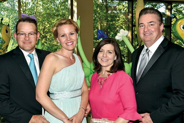 Rick and Melissa Smith, and Jamie and Tony Cioffi.jpg