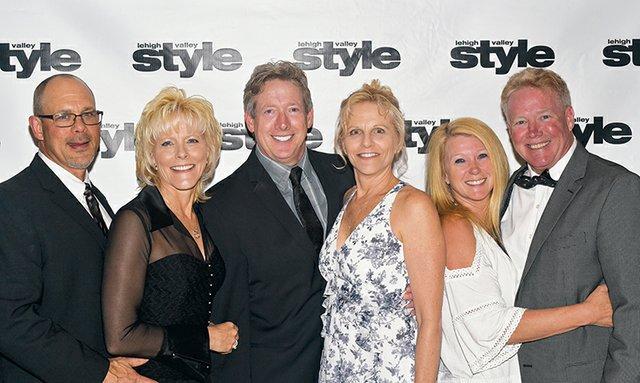 Boyd and Tammy Kreglow, Edward and Deb Sweeney, and Annie and Tom Sweeney.jpg