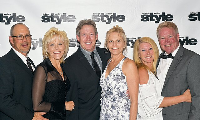 Boyd and Tammy Kreglow, Edward and Deb Sweeney, and Annie and Tom Sweeney.jpg