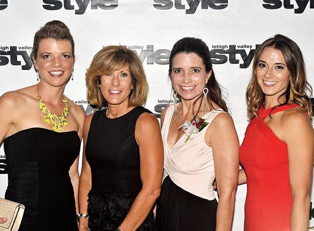 Jennifer Acker, Krissa Viscomi, Lynn Bensing and Beth Smith.jpg