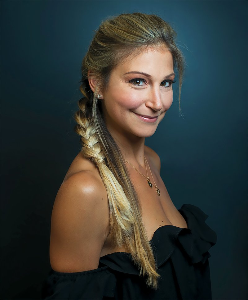 C Master The Casual-Chic Braid