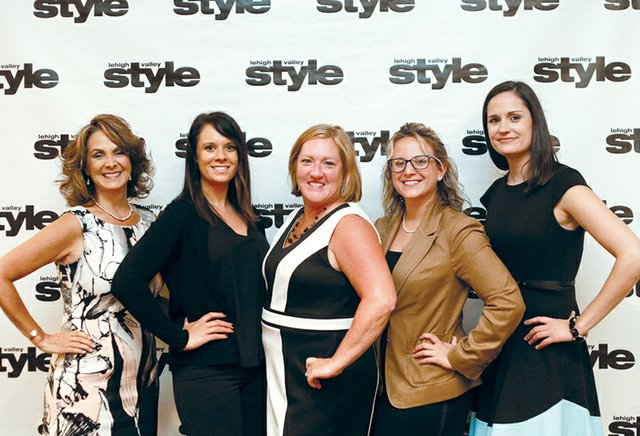 Kathy Sanders, Kelsey Lynn, Jenny Frei, Brynn Levine and Melissa Pedone.jpg