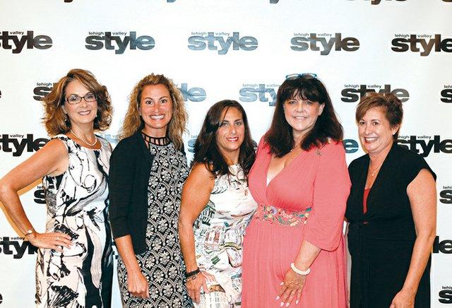 Kathy Sanders, Pam Szvetecz, Lisa Brienza, Karen Ford and Terry Marrow.jpg