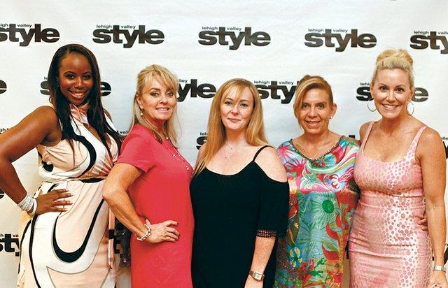 Nalema Ross, Pam Taylor, Maura Kennedy, Marybel Benzrihem and Midi Miller.jpg