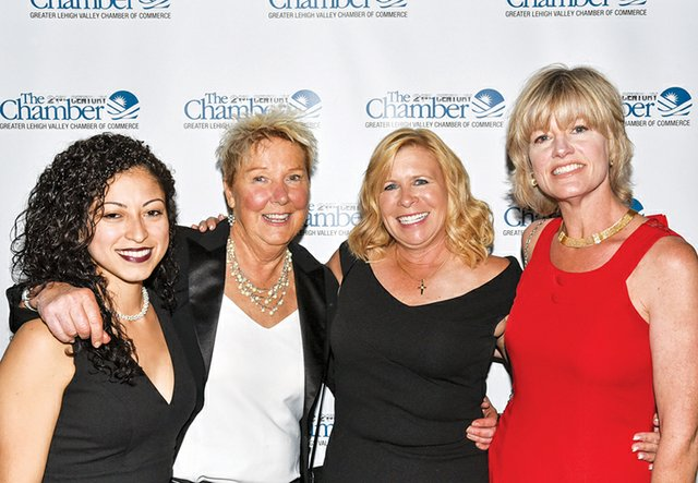 Jessica Collazo, Mary Smickle, Donna Ledu and Mary Beth Peterson.jpg