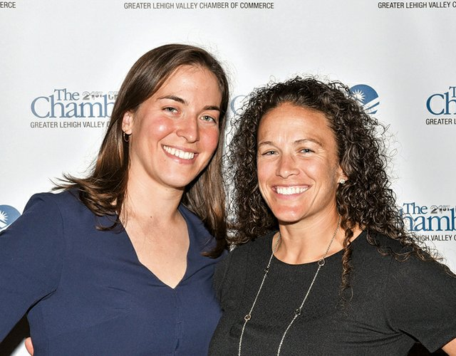 Mary Lisicky and Amber Simchak.jpg