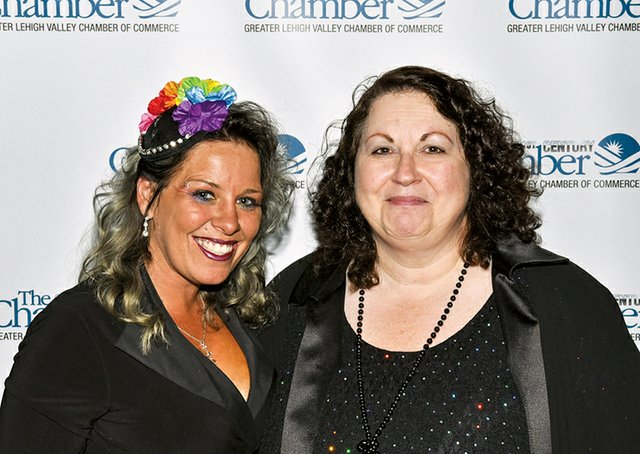 Nicky Leisner and Donna Cruciani.jpg