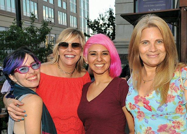 Dejah Sandoval, Lori Starnes, Jasmin Guevara and Sheri Bayne.jpg