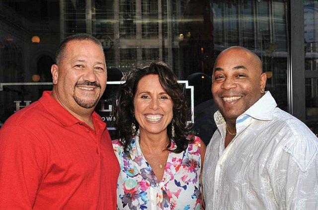 Dino Barber, Mary Viola and Michael Pierce.jpg