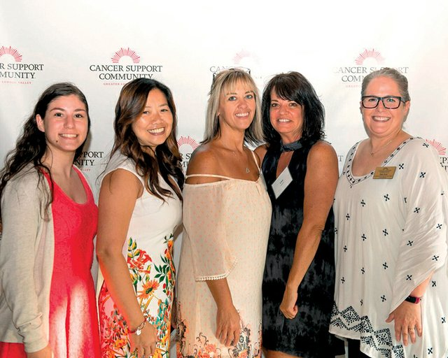 Julia Mcaloon , Lori Neidlinger, Lisa Roth, Deb Post and Angele Tran.jpg