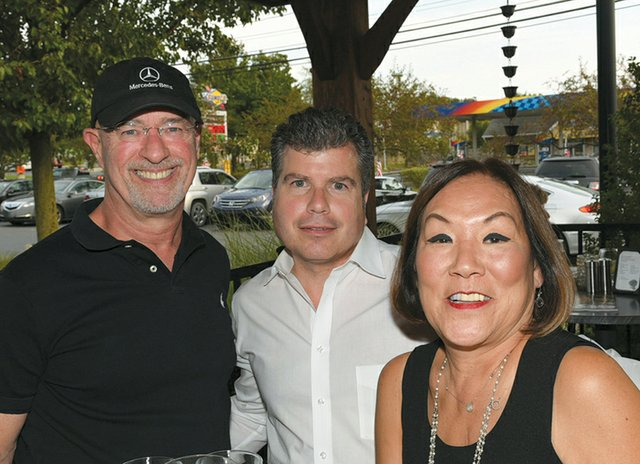 Paul Lichty, Bill Argeros and Denise Lichty.jpg