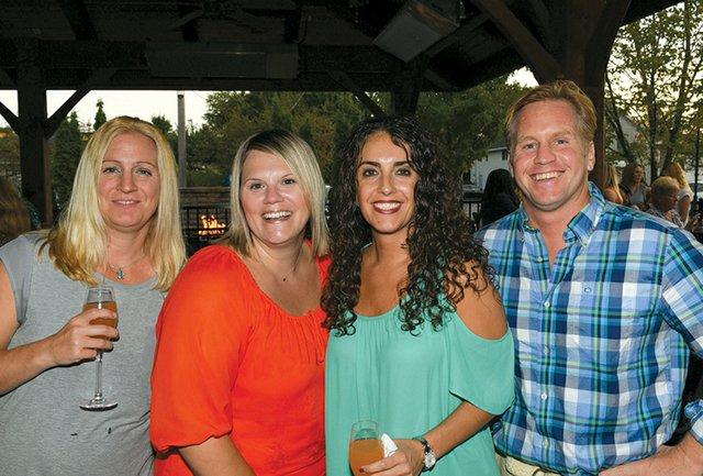Stephanie Colbry, Christie Reichard, Christina Kane and James Gallagher.jpg