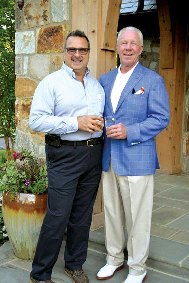 Ken Bedi and John Weiland.JPG
